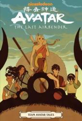 Avatar: The Last Airbender - Team Avatar Tales Book