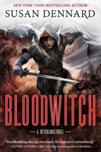 Bloodwitch Book Cover