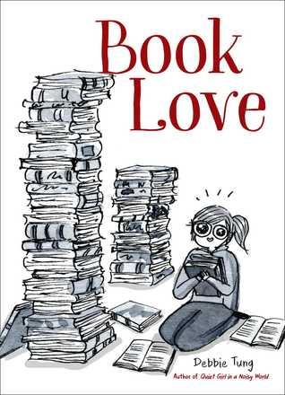Recensie Book love van Debbie Tung