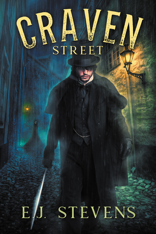 Craven Street (Whitechapel Paranormal Society, #0.5, Ivy Granger Psychic Detective, #0.10)