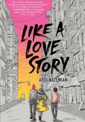 Like a Love Story Book by Abdi Nazemian
