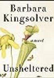 Unsheltered Book by Barbara Kingsolver