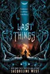 Last Things Book