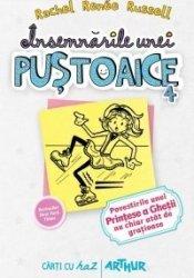 INSEMNARILE UNEI PUSTOAICE VOLUMUL 4 Book by Rachel Renée Russel