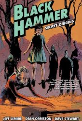 Black Hammer, Vol. 1: Secret Origins Book