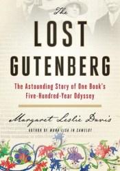 The Lost Gutenberg Book by Margaret Leslie Davis