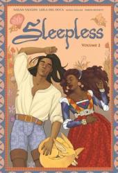 Sleepless, Vol. 2 Book