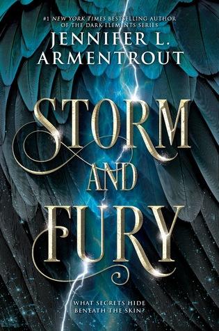 Storm and Fury (The Harbinger, #1) PDF Book by Jennifer L. Armentrout PDF ePub