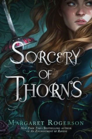 Sorcery of Thorns PDF Book by Margaret  Rogerson PDF ePub