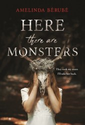Here There Are Monsters Book