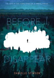 Before I Disappear Book by Danielle Stinson
