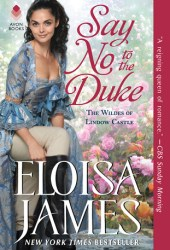 Say No to the Duke (The Wildes of Lindow Castle, #4) Book
