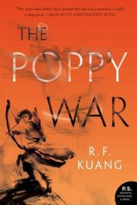 The Poppy War book cover