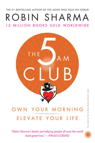 Download The 5 AM Club: Own Your Morning. Elevate Your Life