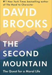 The Second Mountain Book by David  Brooks