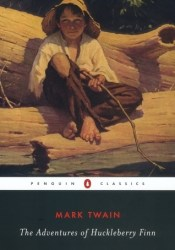 The Adventures of Huckleberry Finn Book by Mark Twain