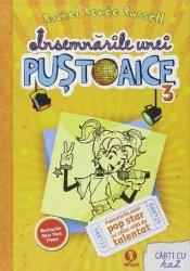 INSEMNARILE UNEI PUSTOAICE VOLUMUL 3 Book by Rachel Renée Russel