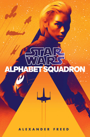 Star Wars: Alphabet Squadron Book Cover