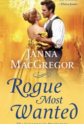 Rogue Most Wanted (The Cavensham Heiresses #5) Book