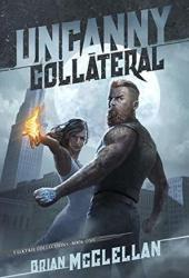 Uncanny Collateral (Valkyrie Collections, #1) Book