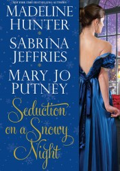 Seduction on a Snowy Night Book by Madeline Hunter