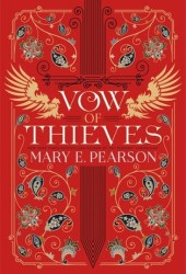 Vow of Thieves (Dance of Thieves, #2) Book