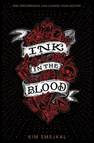 Ink in the Blood Cover