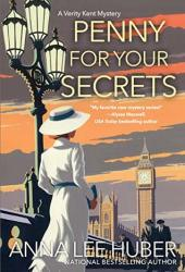 Penny for Your Secrets (Verity Kent, #3) Book