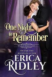 One Night to Remember (Wicked Dukes Club #5) Book