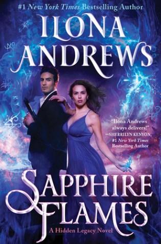Sapphire Flames (Hidden Legacy, #4) PDF Book by Ilona Andrews PDF ePub