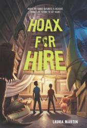 Hoax for Hire Book