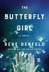 The Butterfly Girl (Naomi Cottle, #2) Book