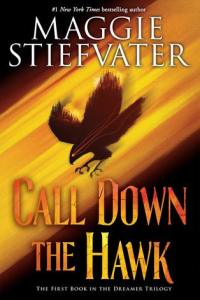 before the year ends - Call Down the Hawk book cover