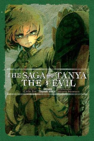 The Saga of Tanya the Evil, Vol. 5: Abyssus Abyssum Invocat Book Cover