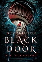 Beyond the Black Door Book by A.M.  Strickland