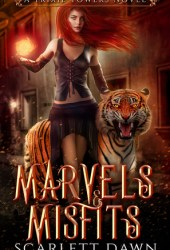Marvels and Misfits (Trixie Towers, #1) Book
