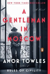 A Gentleman in Moscow Book