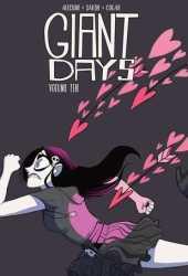 Giant Days, Vol. 10  (Giant Days #10) Book