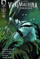 Critical Role: Vox Machina Origins II #1 Book