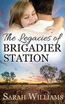 "Cover of ""The Legacies of Brigadier Station"" by Sarah Williams."
