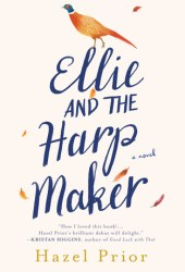 Ellie and the Harpmaker Book