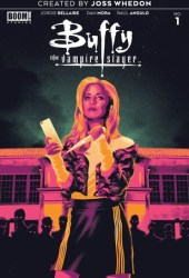 Buffy the Vampire Slayer #1 Book