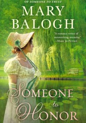 Someone to Honor (Westcott, #6) Book by Mary Balogh