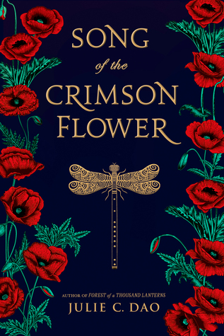 Song of the Crimson Flower Book Cover