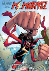 Ms. Marvel, Vol. 10: Time and Again Book by G. Willow Wilson