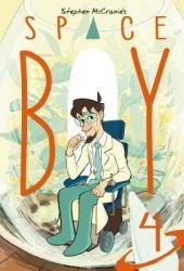 Space Boy Volume 4 (Space Boy, #4) Book