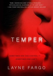Temper Book by Layne Fargo