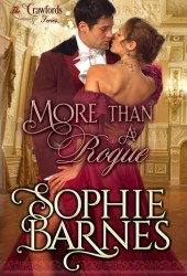 More Than a Rogue (The Crawfords, #2) Book