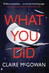 What You Did Book