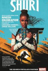 Shuri, Vol. 1: The Search For Black Panther Book